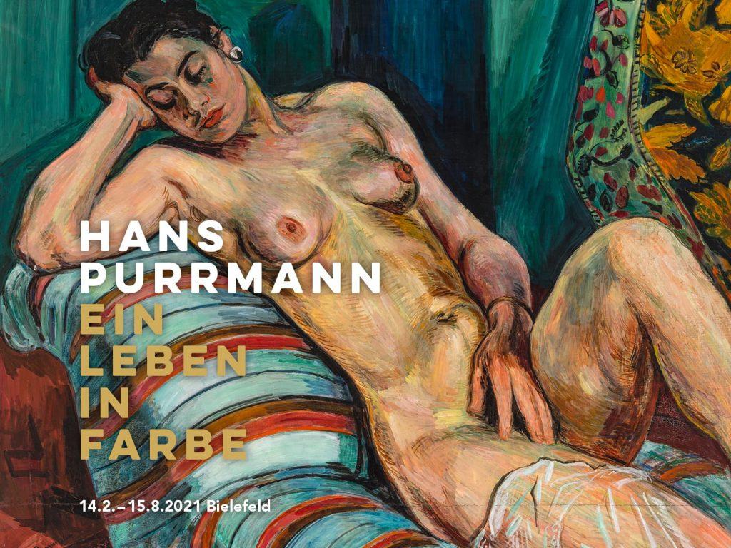 Hans Purrmann: Ein Leben in Farbe   14.2.–15.8.2021