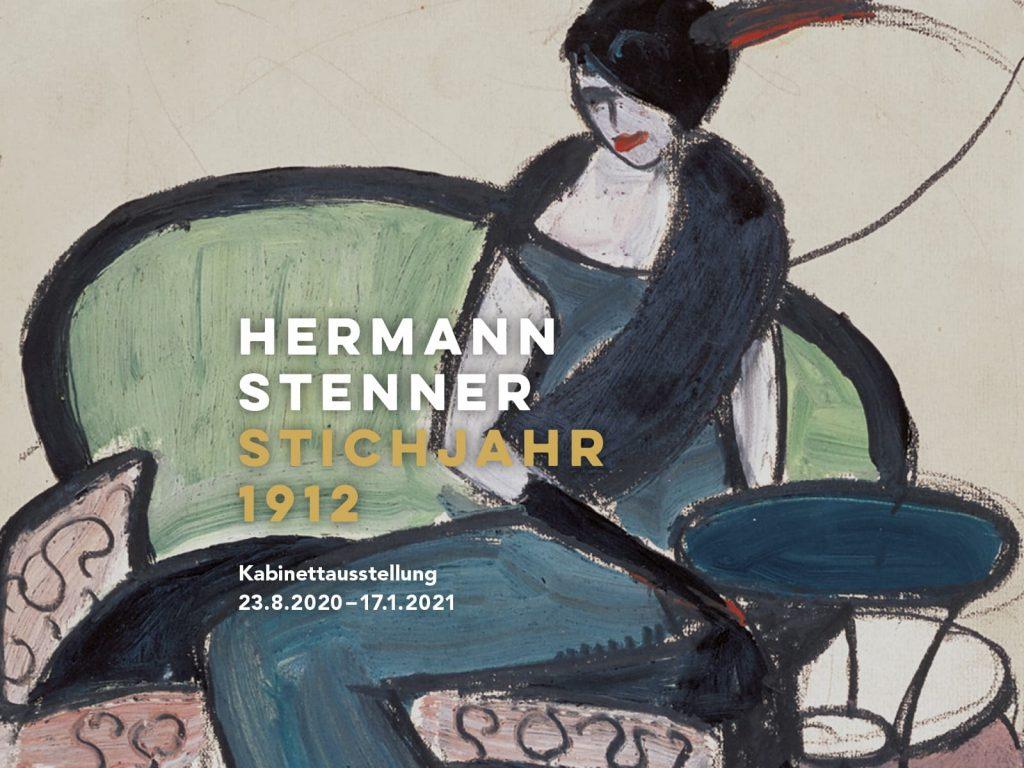 Hermann Stenner: Stichjahr 1912   23.8.2020–17.1.2021