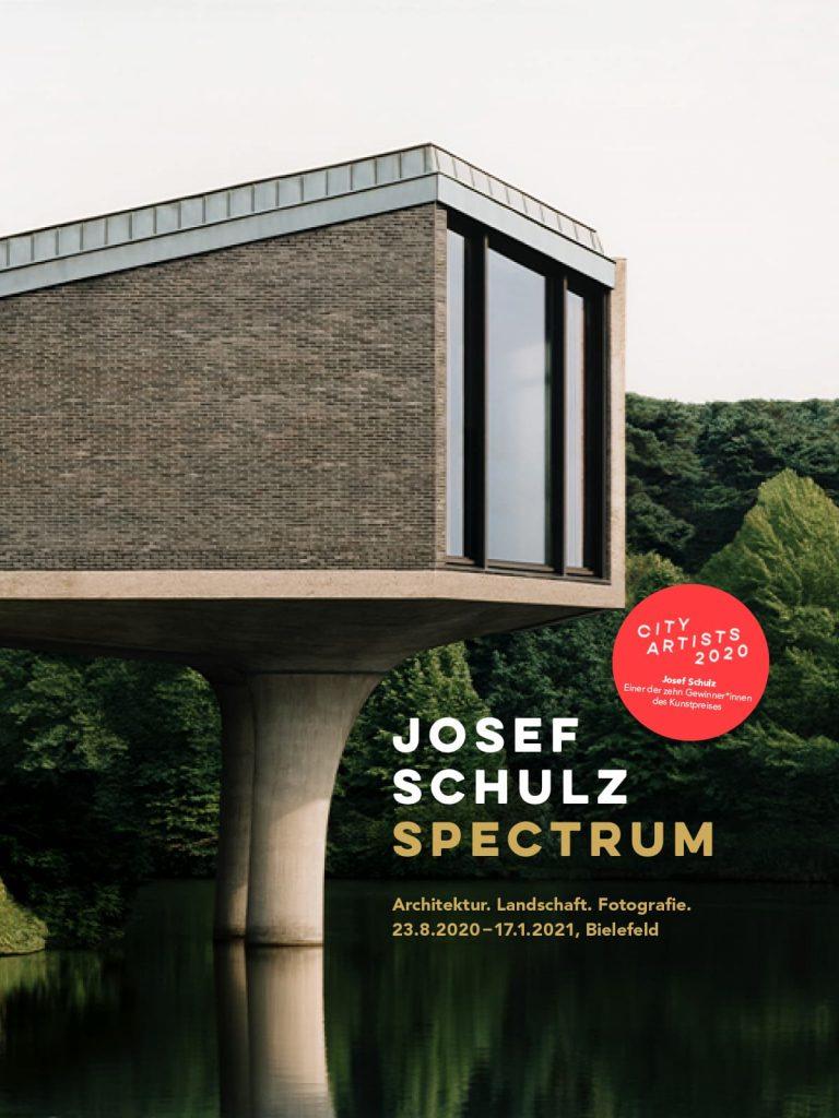 Josef Schulz: Spectrum   Architektur. Landschaft. Fotografie   23.8.2020–17.1.2021